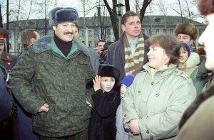 6 дзіўных фактаў, якія ведаў Магілёў пра Лукашэнку перад першымі выбарамі прэзідэнта