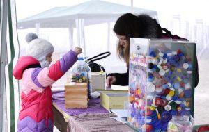 В Могилеве собирают пластиковые крышечки для добрых дел