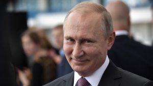 Глава партии: Путину словно хотят показать, что Могилев – русский город