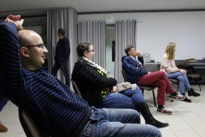 Как прошёл форум-театр ко Дню против смертной казни в Могилеве: ФОТО