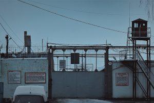 Политзаключённый Жемчужный попросил могилевского правозащитника о срочной встрече