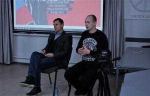 «Соловьев – скотское явление». Посмотрите видео с могилевского ток-шоу о российской пропаганде