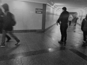 Магілёўскія праваабаронцы адзначылі Дзень правоў чалавека раздачай«Дэкларацый»і газет