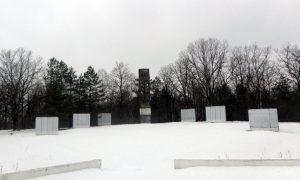 В Осиповичском районе прокуратура признала небезопасным находиться рядом с памятником жертвам фашизма