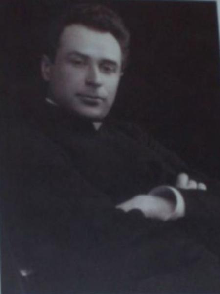 Евгений Святополк-Мирский