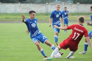 У магілёўскага футбольнага клуба «Дняпро» новая эмблема. З «Пагоняй» і на беларускай мове