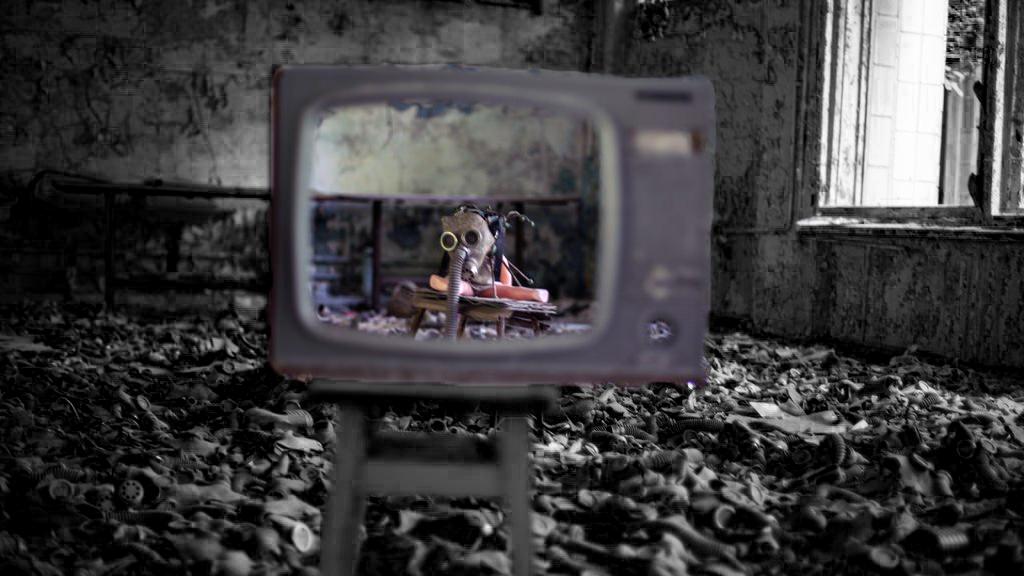 26 апреля – показываем фильм из книги рекордов Гинесса «Колокол Чернобыля»