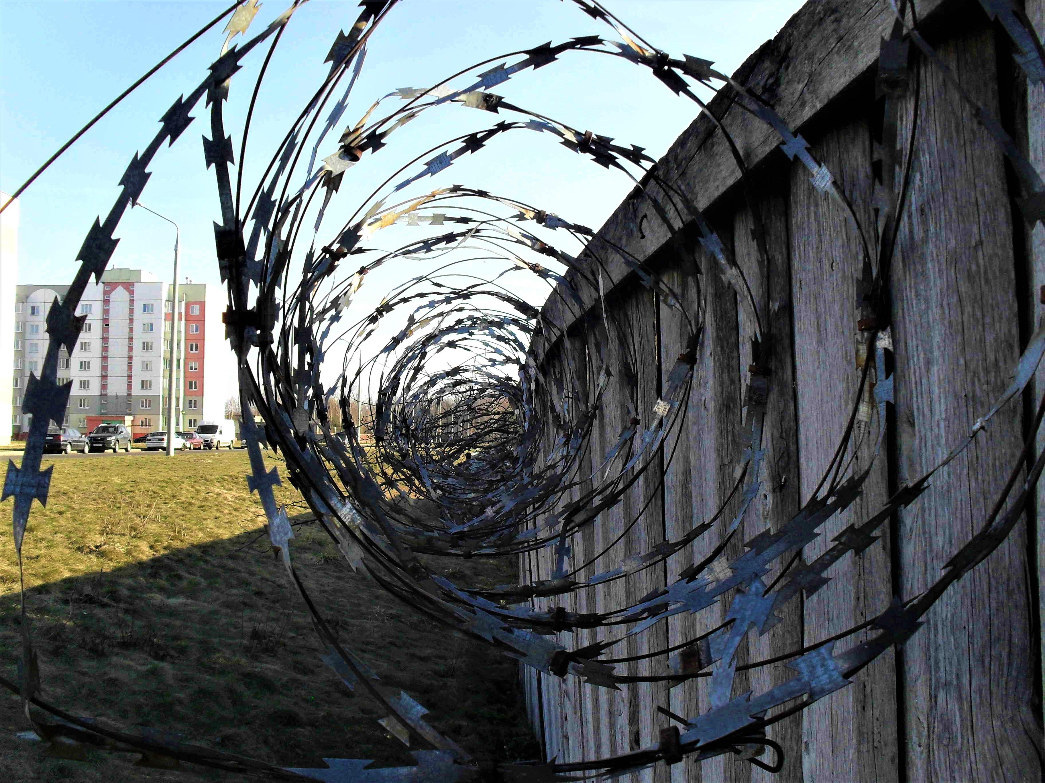Воспитательная колония №2: как живут подростки в месте на окраине Бобруйска, которое похоже на концлагерь.