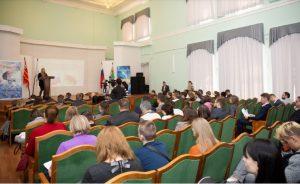 Пророссийские организации резко активизировали воздействие на могилевских студентов