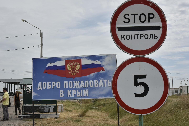 «Мы вярнулі Крым»: магілёўская турфірма прапануе адпачыць на анэксаванай тэрыторыі (ФОТАФАКТ)