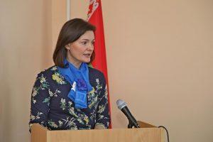 Главный идеолог Могилева не разрешила пикет за свою отставку