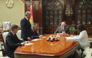 Лукашэнка «ператрахнуў» чыноўнікаў з Магілёва