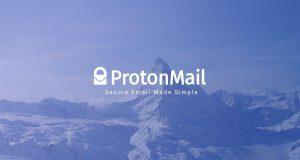 В Беларуси из-за Евроигр заблокировали защищенную почту protonmail.com?