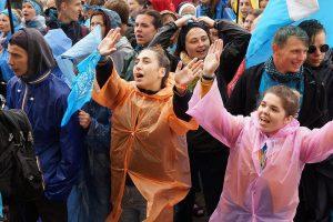 Актывісты і валантэры магілёўскай арганізацыі сабралі 1700 подпісаў супраць «гендэрызма» і «гей-прапаганды»