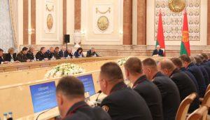 Лукашэнка заявіў пра фальсіфікацыі ў магілёўскім аддзеле судовых экспертыз