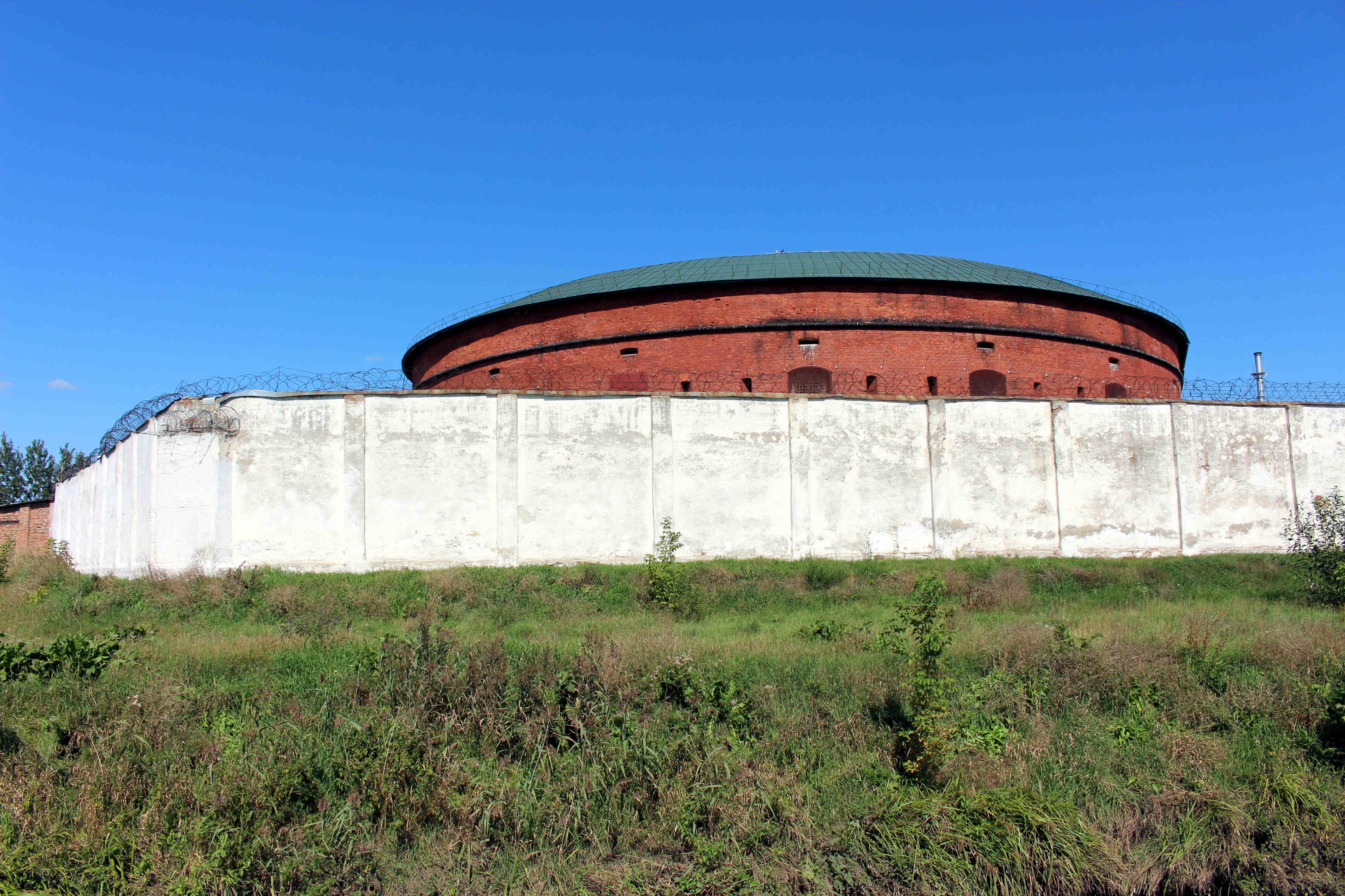 Бабруйскае СІЗА-5: помнік архітэктуры, які згадваў Герцэн і які пара зачыняць
