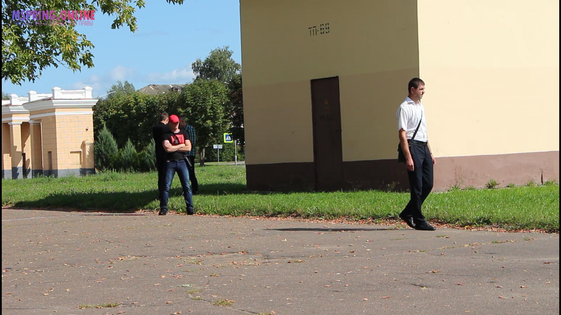 Магілёўская міліцыя адмовілася прызнаваць, што не выканала абавязкі на пікеце супраць «закона аб адтэрміноўках»