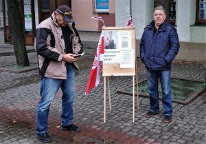 У Магілёве вылучэнцу ў парламент, які заклікае Лукашэнку сысці ў адстаўку, вынеслі папярэджанне