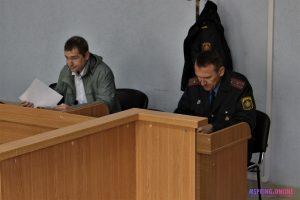 Юрыст «Вячэрняга Магілёва» нарваўся на крымінальны артыкул за фразу «актыўны п**эраст»