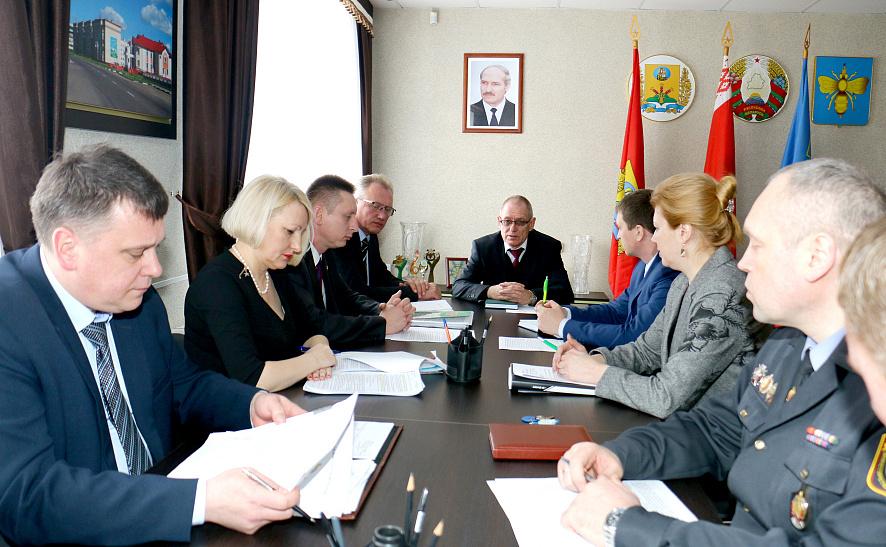 Знает ли закон зампрокурора Могилёвской области?
