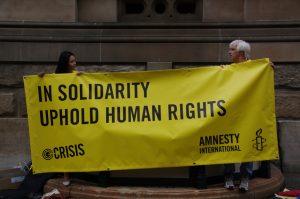 Бабруйскія закладнікі-328: Amnesty International зноў распачала кампанію ў абарону непаўналетніх вязняў