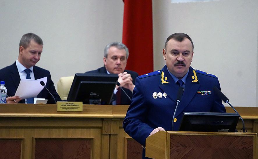 Могилёвская прокуратура защищает милицию, но не граждан