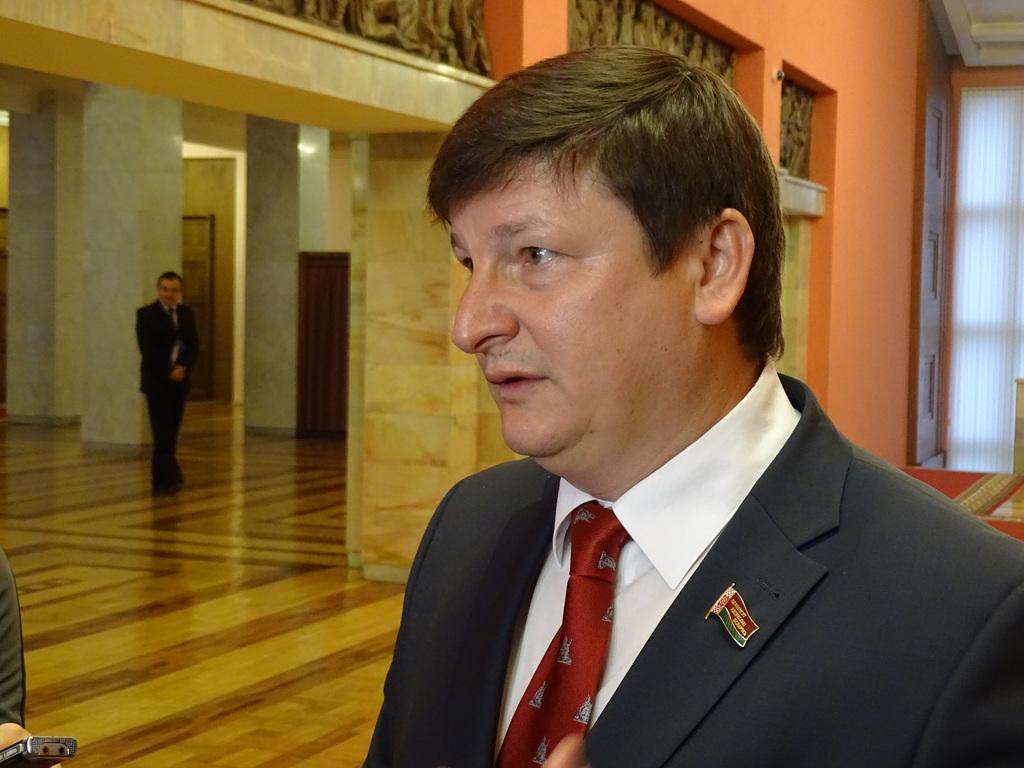 Депутат Игорь Марзалюк: у Беларуси будет новая Конституция, нужные референдумы проведут АУДИО