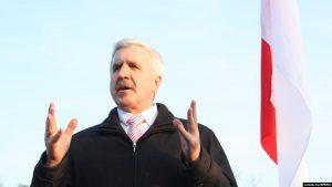 Кіраўніка партыі БНФ будуць судзіць у Шклове за нежаданне інтэгравацца з Расіяй