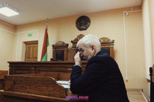 В Шклове начали судить главу БНФ