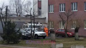 В Могилеве экстренно закрыли поликлинику на санобработку. Подозревают коронавирус ОБНОВЛЕНО