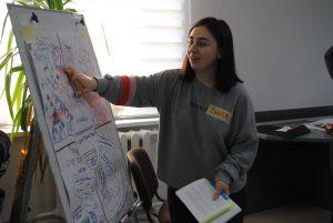 У Магілёве прайшоў першы ўводны курс па правах чалавека ад Беларускай праваабарончай школы. Як гэта было ФОТА