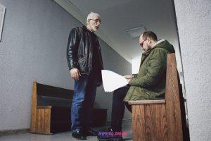 Пьяный свидетель, новая повестка в милицию: в Могилеве прошел суд из-за репортажа о троллейбусах