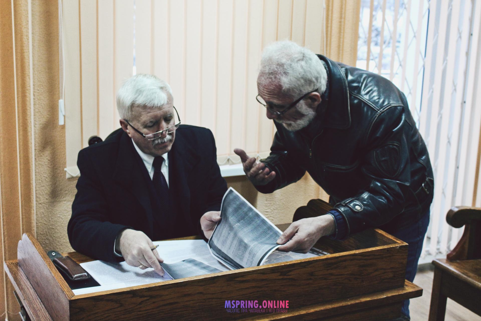 Комитет по правам человека ООН зарегистрировал жалобу главы БНФ Григория Костусёва