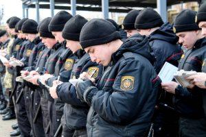 Могилевского активиста без его ведома два месяца назад судили в Минске за акцию протеста. О штрафе он узнал, когда против него начали новое дело