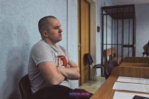 Магілёўскаму актывісту Стасу Паўлінковічу далі 810 рублёў штрафа за акцыі двухмесяцовай даўнасці