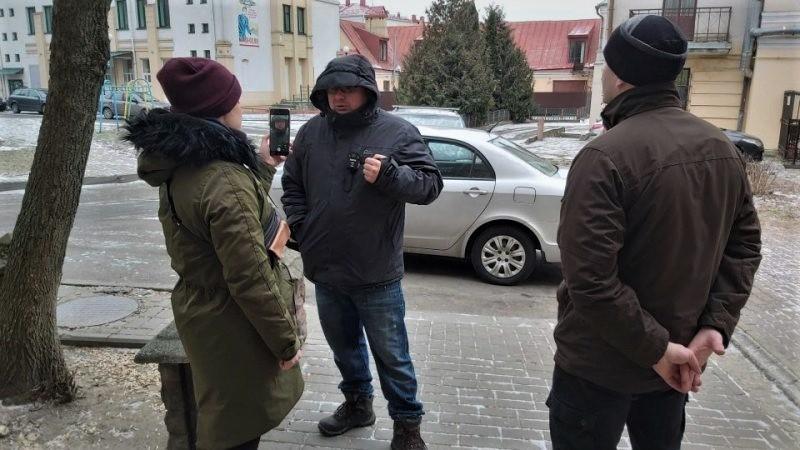 Магілёўскіх журналістаў будуць судзіць за рэпартаж пра парад тралейбусаў