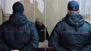 Як праходзіць суд за самае масавае забойства ў гісторыі Беларусі ва ўмовах пандэміі каранавіруса