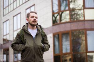 (Рус) В Могилеве без объяснения причин задержали фрилансера-оператора Михаила Аршинского ДОПОЛНЕНО