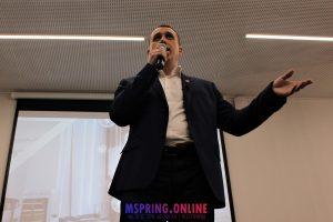 Возможный кандидат в президенты Павел Северинец: «Да, я ставил подпись под петицией о запрете ЛГБТ-пропаганды»