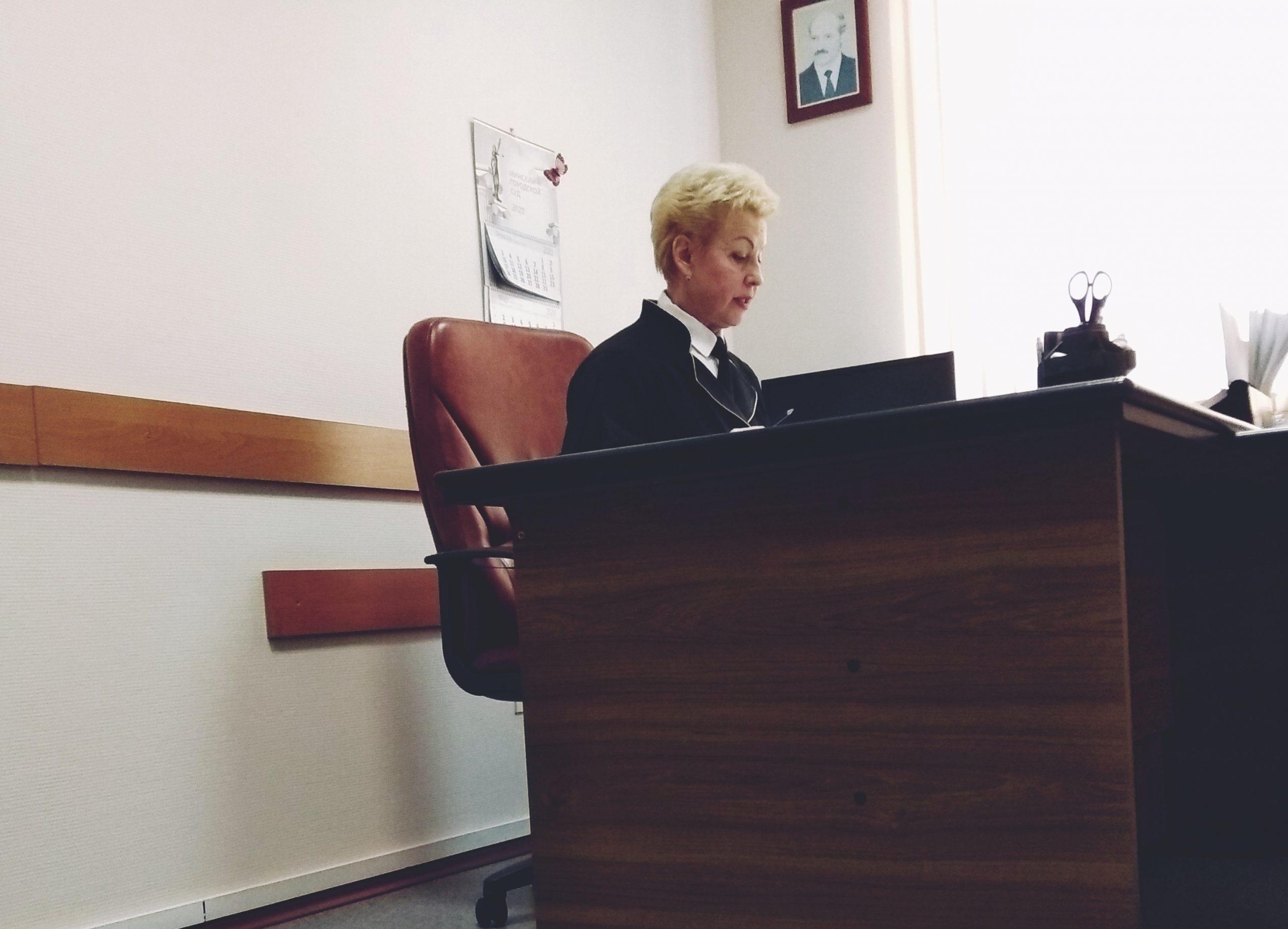 """Гамбіт Жупікавай. Мінскія суды адмовіліся нават разбірацца з """"вейчыкамі"""" у СІЗА"""