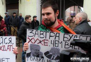 Комитет по правам человека зарегистрировал жалобу одного из координаторов могилевской ЛГБТК-инициативы «Новые регионы»