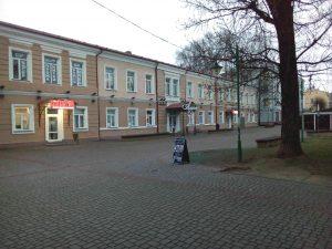 Народный карантин: Могилёв опустел вместе с Европой (ФОТО)