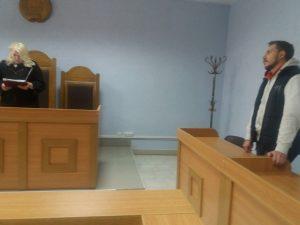 Аршинскому дали больше всех в Могилеве! Второй день судебной расправы над могилевчанами LIVE