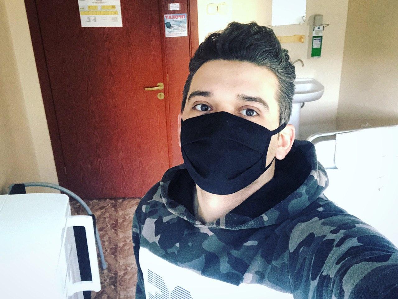 У Магілёве за 15 хвілін асудзілі блогера, якога раней забралі ў лякарню з падазрэннем на COVID-19