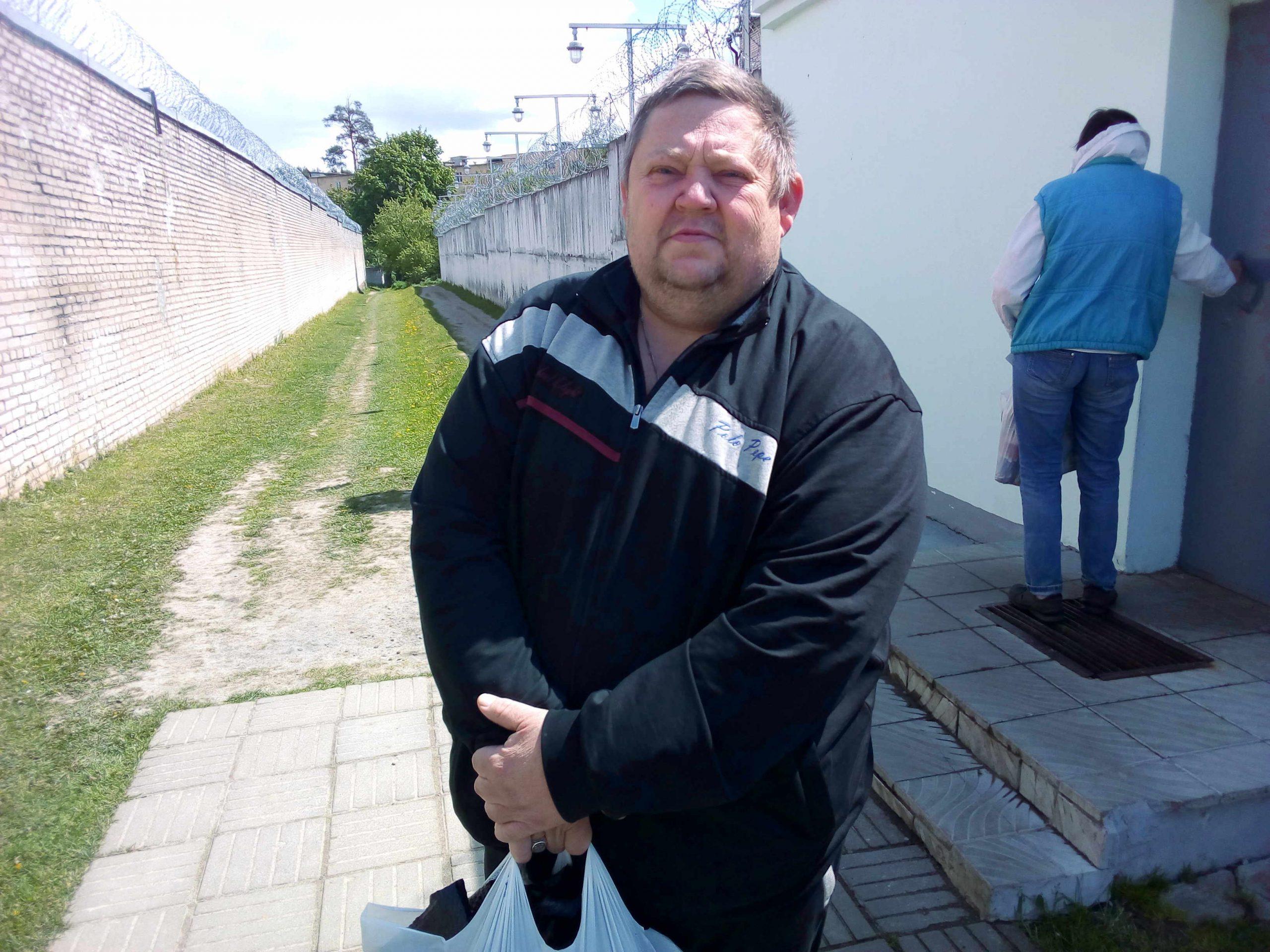 Блогер Дмитрий Тимофеев: в могилёвском ИВС голодовку держали больше людей