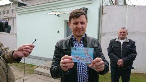 Праваабаронца і журналіст «Магілёўскай вясны» Аляксандр Буракоў заявіў у аблсудзе аб палітычным тэроры