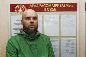 Магілёўская міліцыя тры дні трымала ў зняволенні невінаватага. Суд гэта прызнаў