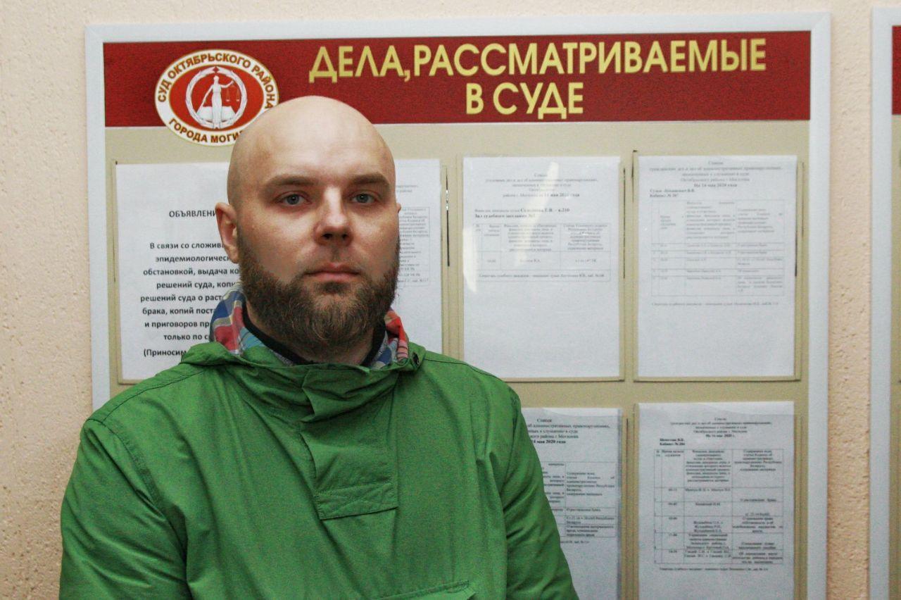 Могилевская милиция три дня держала в заключении невиновного. Суд это признал