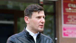 Журналіст і праваабаронца Аляксандр Буракоў запатрабаваў узбудзіць крымінальную справу супраць міліцыянтаў за незаконны палітычны пераслед