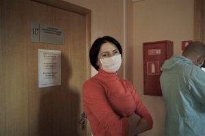 За падтрымку Сяргея Ціханоўскага ў Магілёве асудзілі жанчыну з інваліднасцю. У яе двое непаўналетніх дзяцей